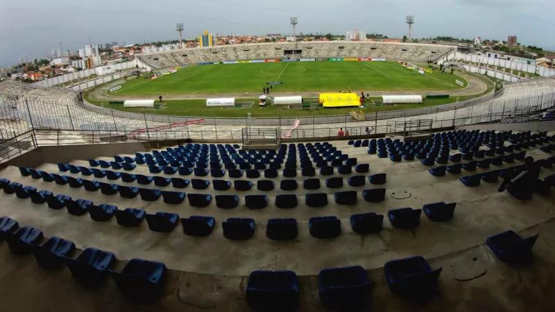 Campina Grande pode ser a primeira cidade a voltar a ter público em partidas de futebol