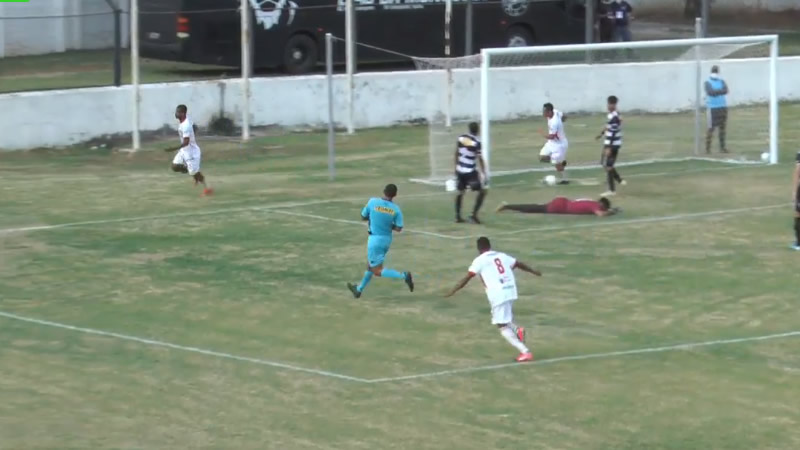 Kaiki marcou duas vezes para a Itapirense