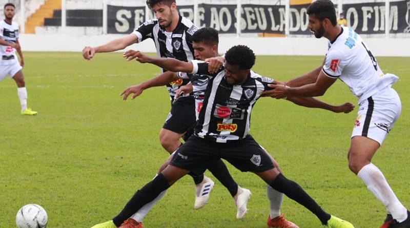 Barbarense e Rio Branco não saíram do zero | Crédito: divulgação Rio Branco