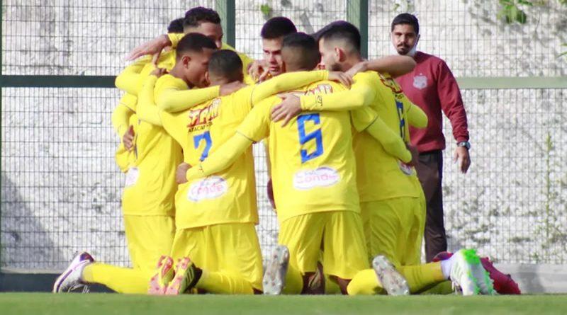 São José fechou o primeiro turno com aproveitamento máximo | Crédito: Pedro Almeida/@pedrao.photos