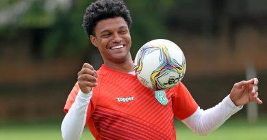Bruno Paulo jogou apenas 45 minutos no time principal do Guarani
