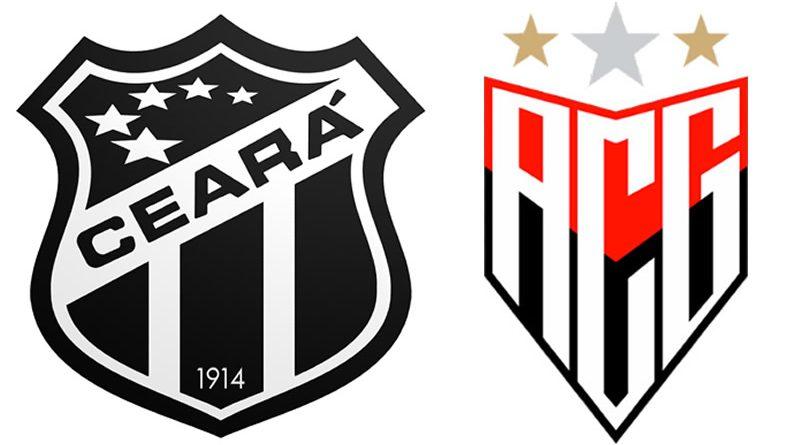 Saiba onde assistir Ceará x Atlético GO ao vivo