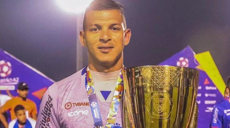 Luiz Daniel é o primeiro reforço do São Bento