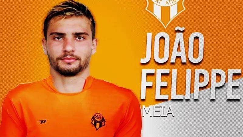 João Felippe é um dos reforços do Atibaia