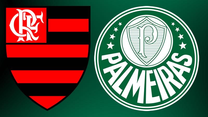 Onde assistir Flamengo x Palmeiras ao vivo