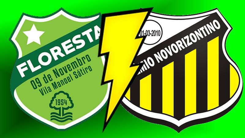 Saiba onde assistir Floresta x Grêmio Novorizontino ao vivo