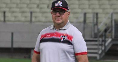 Marcelo Vilar está de volta ao Botafogo
