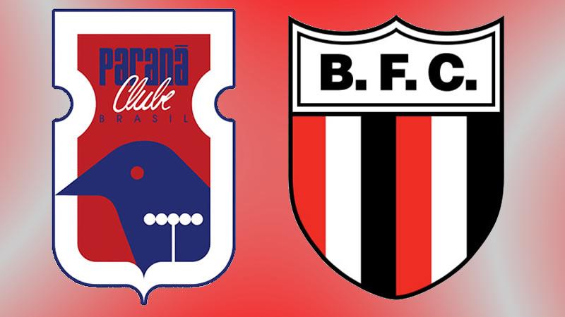 Saiba onde assistir Paraná x Botafogo ao vivo
