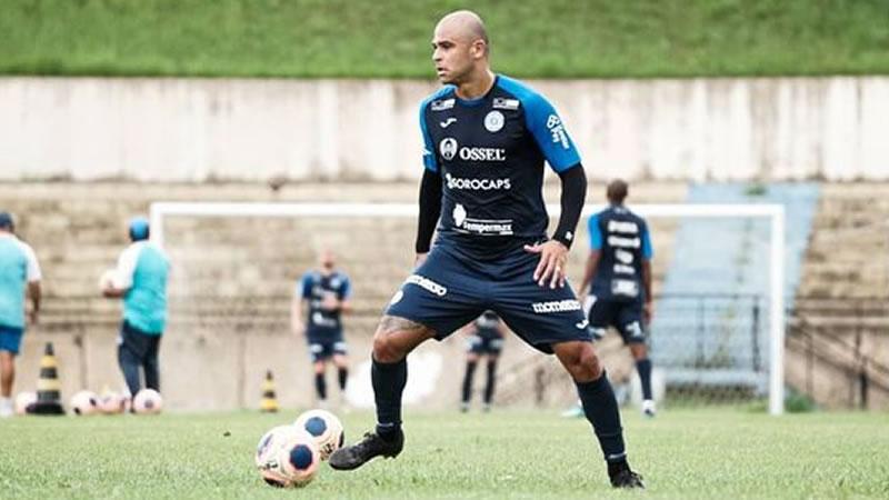 Allan Dias é mais um reforço do São Bento
