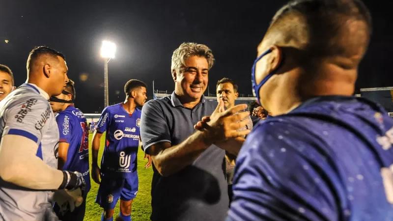 Gallo será o técnico do Botafogo