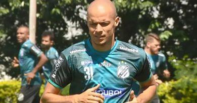 Oliveira subiu com a Inter de Limeira