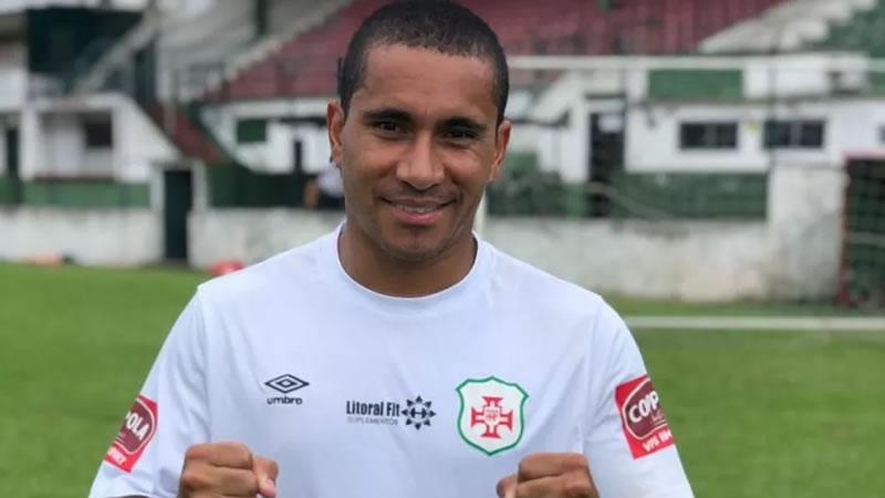 Bruno foi campeão da Copa do Brasil pelo Flamengo