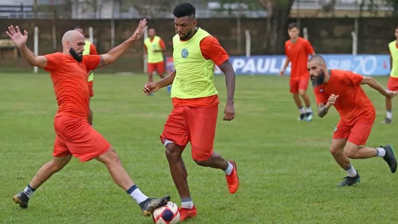 Guarani estreia segunda no Paulistão