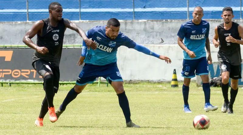 Taubaté venceu segundo jogo-treino