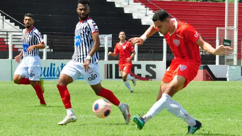 Igor Pimenta fez o gol da virada do Noroeste