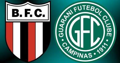 Saiba onde assistir Botafogo x Guarani ao vivo