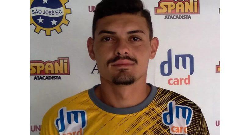 São José será o décimo time paulista de Carlinhos