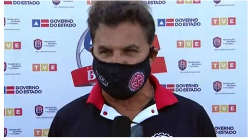 Estevan Soares ficou três jogos no Atlético Alagoinha