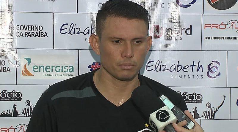Rafael Oliveira será opção no banco do Botafogo
