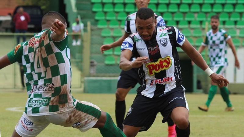 Rio Preto venceu com um gol no final