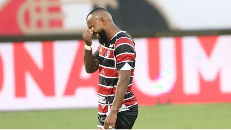 Santa Cruz seguem sem vencer na Copa do Nordeste