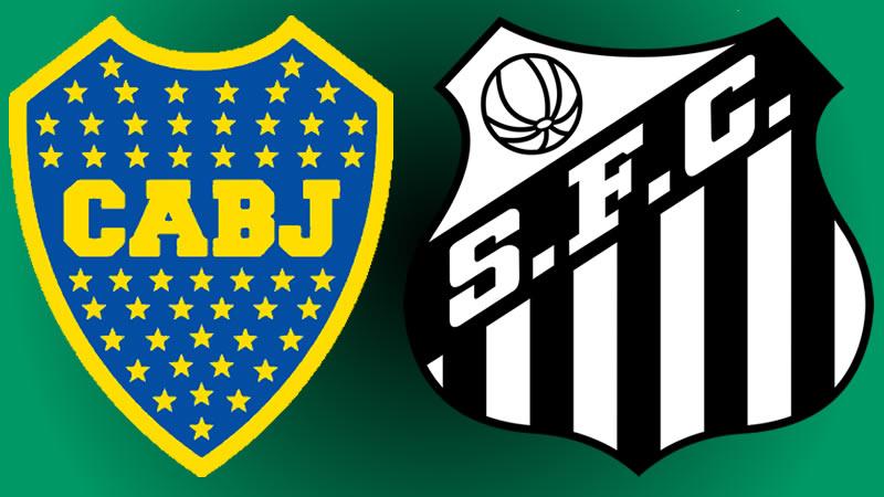 Saiba onde assistir Boca Juniors x Santos ao vivo