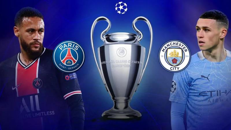 Saiba onde assistir PSG x Manchester City ao vivo