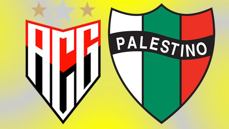 Saiba onde assistir Palestino x Atlético GO ao vivo