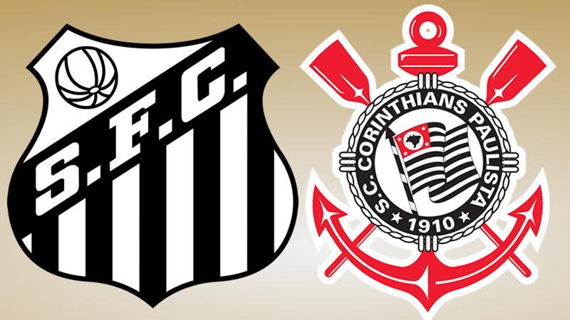 Saiba onde assistir Santos x Corinthians ao vivo