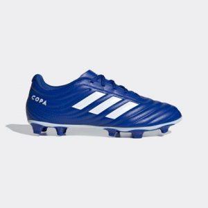 Chuteira Campo Adidas Copa 20.4 Azul