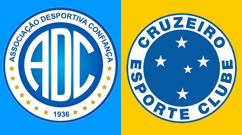 Saiba onde assistir Confiança x Cruzeiro ao vivo