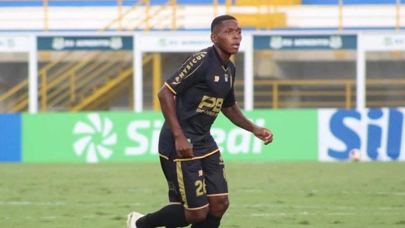 Jogador assinou com o Botafogo para a disputa da Série C