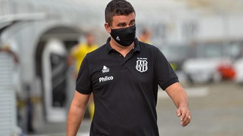 Fábio Moreno não será o técnico da Ponte Preta