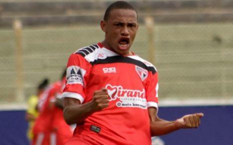 Jogador chega para o time sub 20 do Palmeiras
