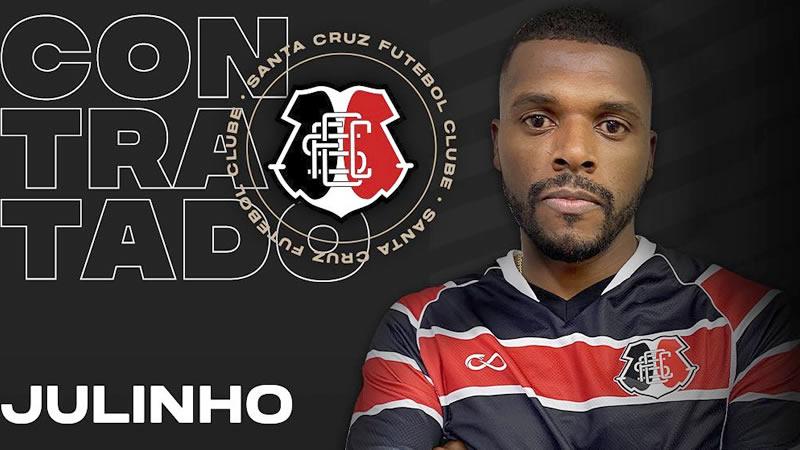 Lateral reforça o Santa Cruz na Série C