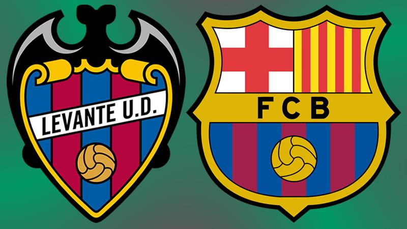 Saiba onde assistir Levante x Barcelona ao vivo