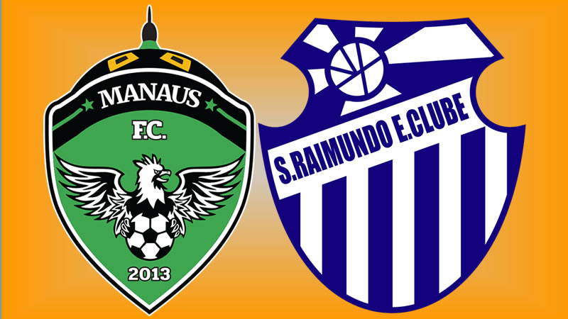 Saiba onde assistir Manaus x São Raimundo ao vivo