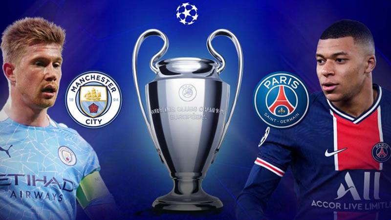 Saiba onde assistir Manchester City x PSG ao vivo