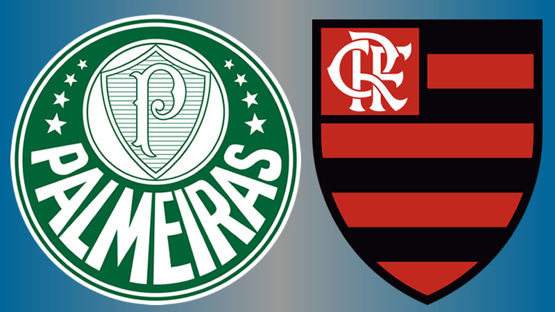 Saiba onde assistir Palmeiras x Flamengo ao vivo