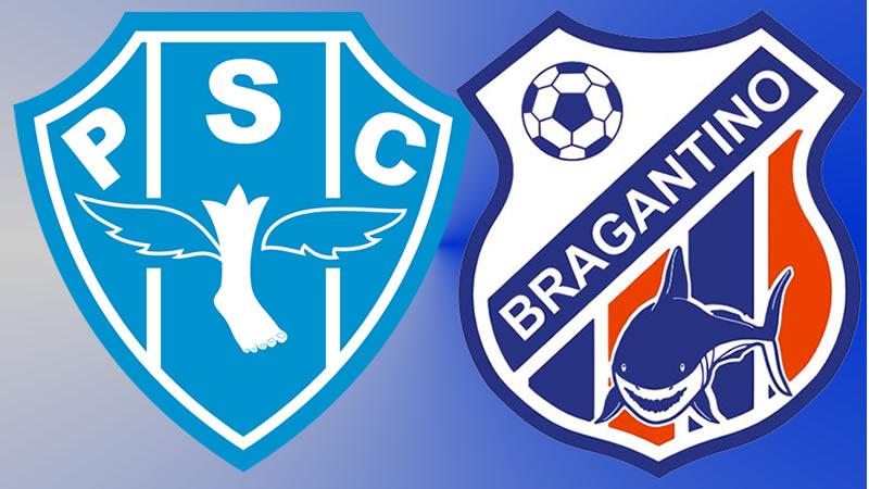 Saiba onde assistir Paysandu x Bragantino ao vivo