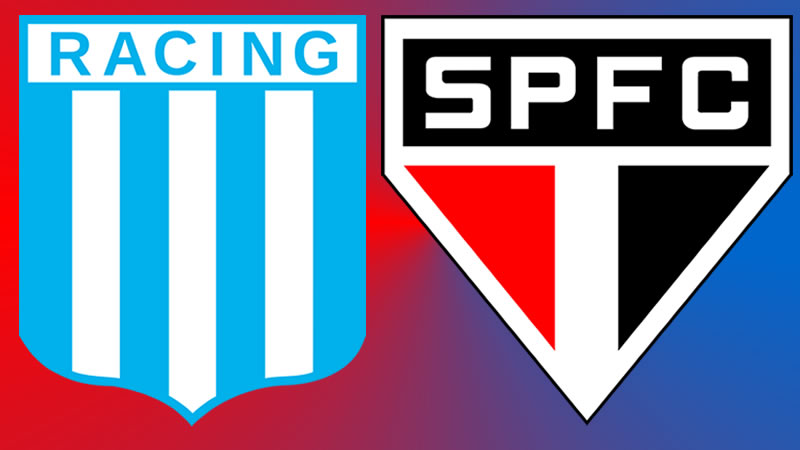 Saiba onde assistir Racing x São Paulo ao vivo