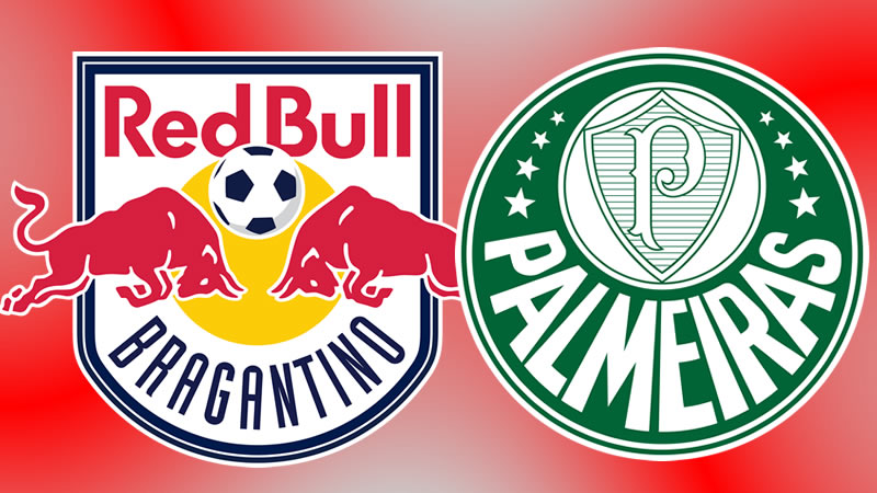Saiba onde assistir Red Bull Bragantino x Palmeiras ao vivo
