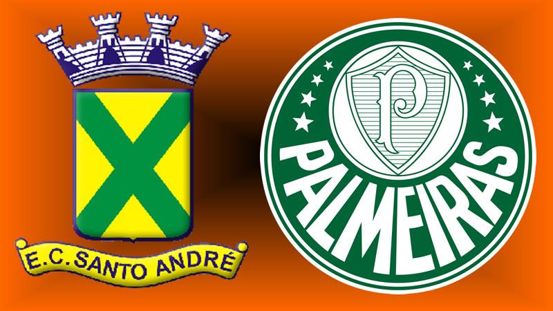 Saiba onde assistir Santo André x Palmeiras ao vivo