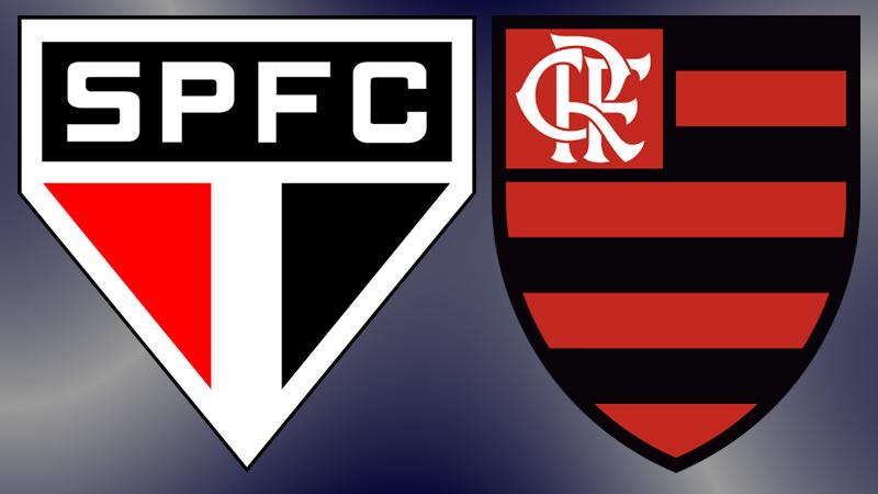 Saiba onde assistir São Paulo x Flamengo ao vivo