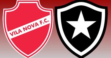 Saiba onde assistir Vila Nova x Botafogo ao vivo