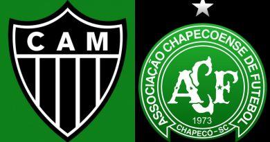 Saiba onde assistir Atlético MG x Chapecoense ao vivo