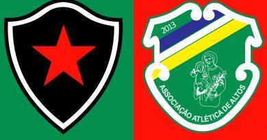 Saiba onde assistir Botafogo PB x Altos ao vivo