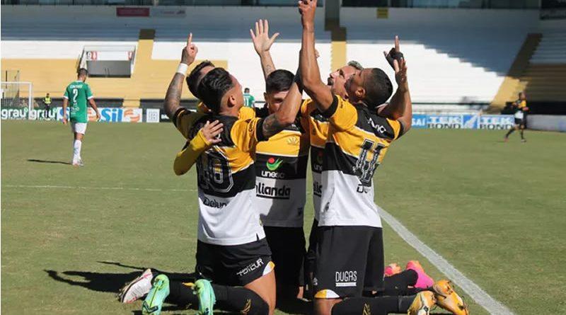 Criciúma venceu mais uma na Série C | : Celso da Luz/www.criciuma.com.br
