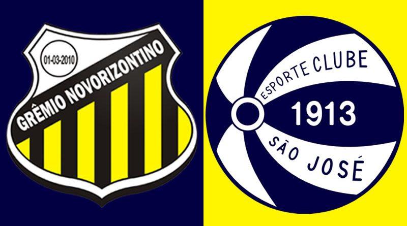 Saiba onde assistir Grêmio Novorizontino x São José ao vivo