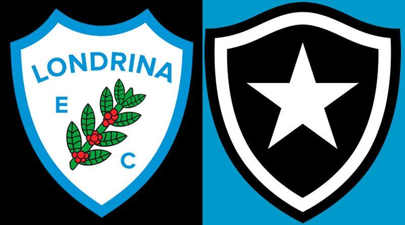 Saiba onde assistir Londrina x Botafogo ao vivo